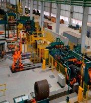 Automação de Linhas de Corte Para Centro de Serviço de Aço