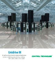 Distribuidor Control Techniques Brasil