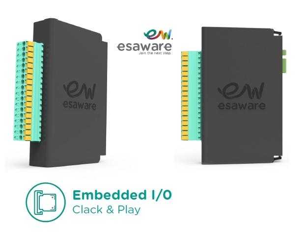 Embedded I-O