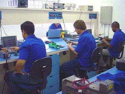 Reparo Eletrônico em Laboratório Especializado