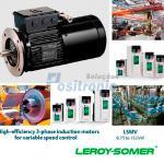 Motor de corrente alternada com variador de frequência